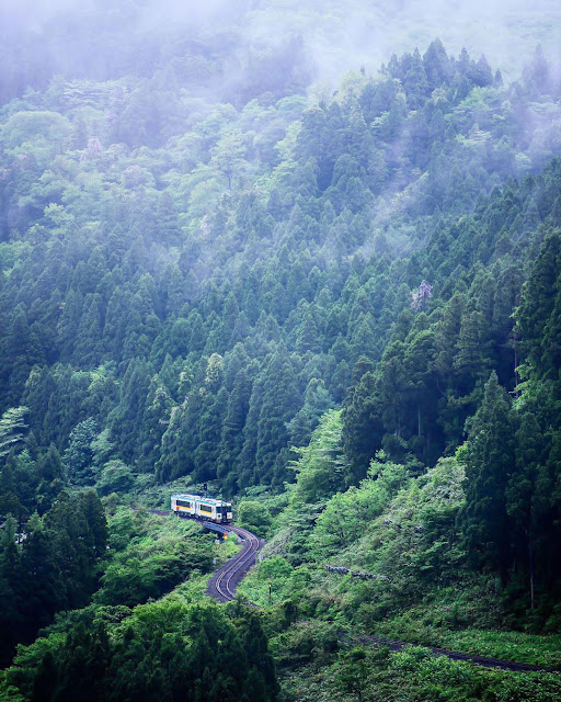 Línea de tren Senzan