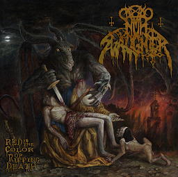 Nunslaughter - Red is the Color of Ripping Death - Press Release + Track Stream.