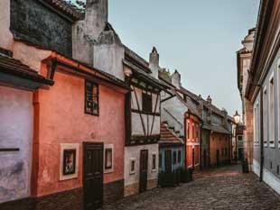 Arsitektur dan Penggunaan Ruang Republik Ceko