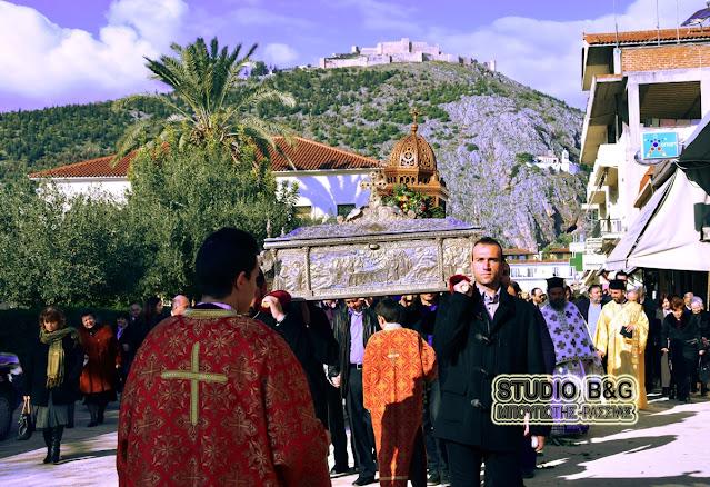 Μετατίθεται η Εορτή του Πολιούχου Άργους Αγίου Πέτρου