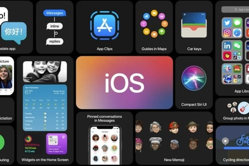 IOS 14 gets a new home screen with widgets