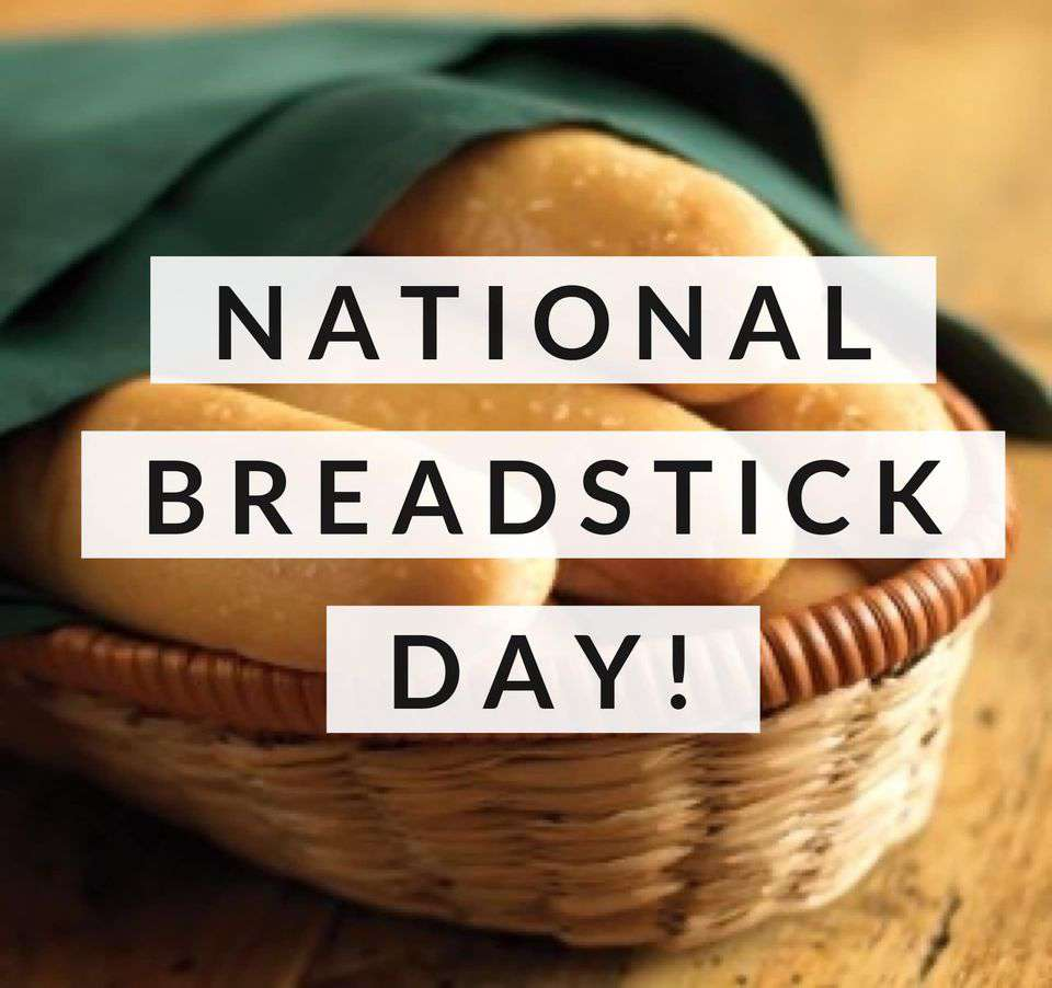 National Breadstick Day Wishes Photos