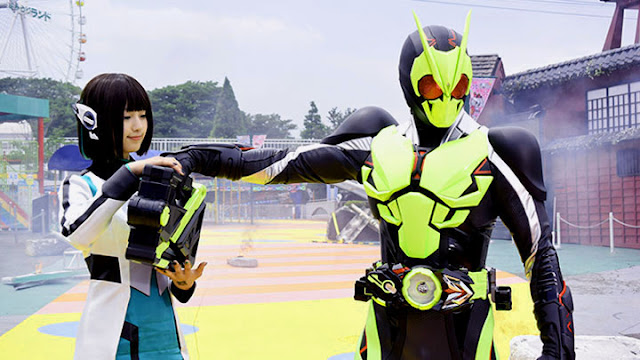 Kamen Rider Zero One Episode 1 English Subtitle Zetoku