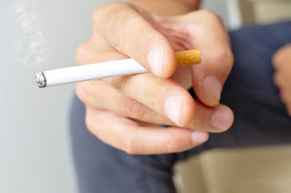 smoking during drug rehab