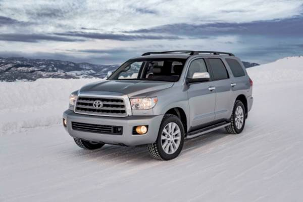 2019 Toyota Sequoia Limited Edition