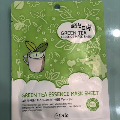 Esfolio-Té-Verde