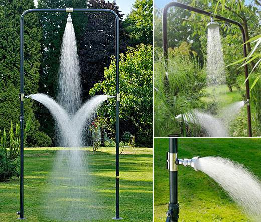 Coolest and Awesome Outdoor Shower Designs (15) 7