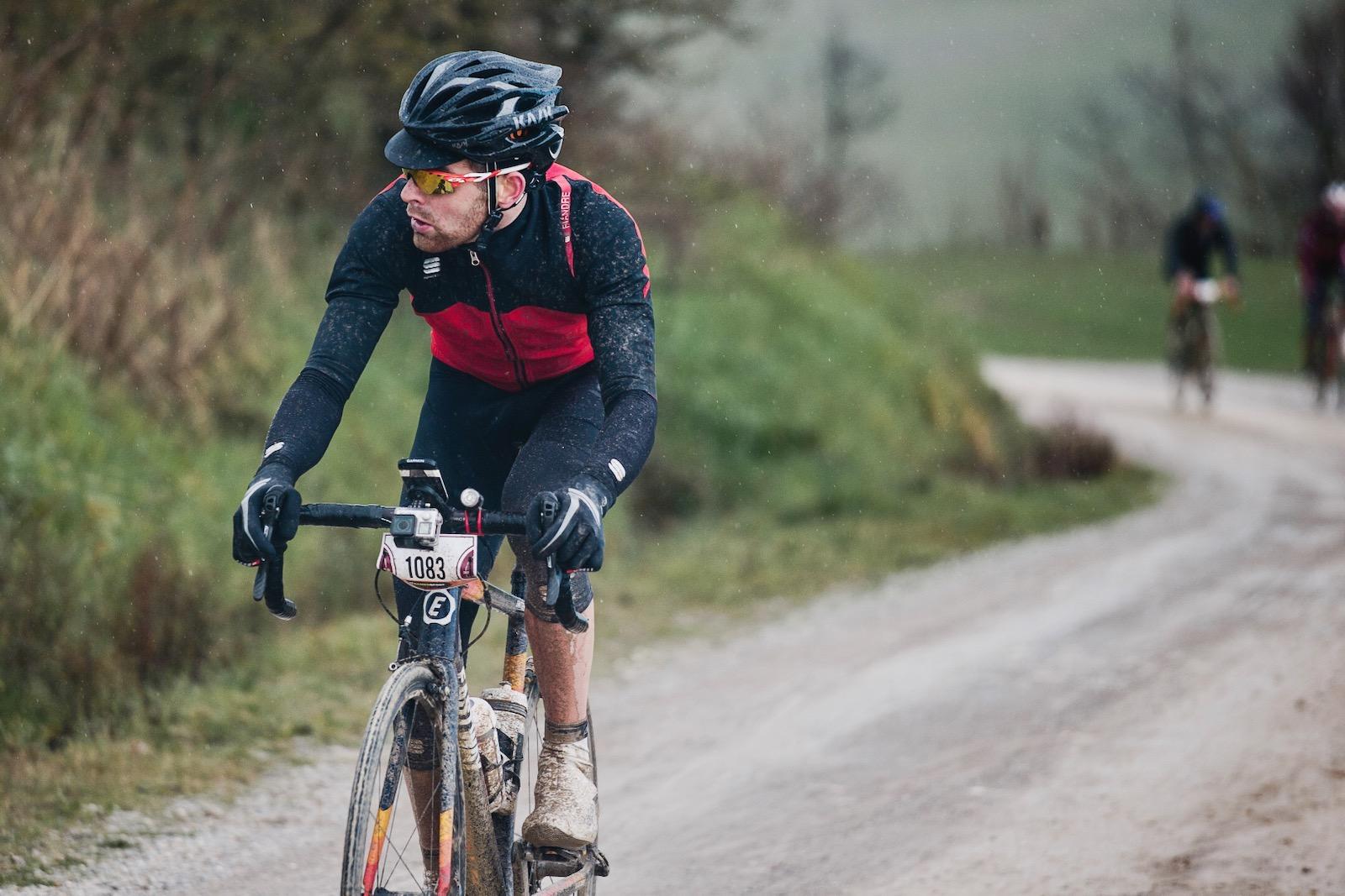 Tim Wiggins Strade Bianche Grand Fondo