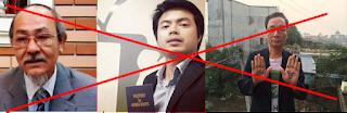 DÂN CHỦ CUỘI HOANG MANG: ĐẾN LƯỢT NGUYỄN TƯỜNG THỤY BỊ BẮT