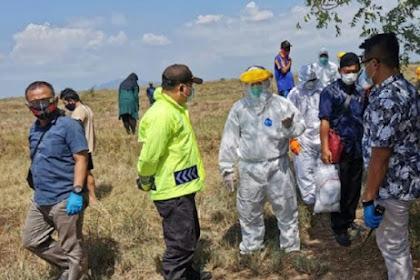 Hilang Berhari-hari, Nenek Di Rembang Ditemukan Tewas Hampir Membusuk