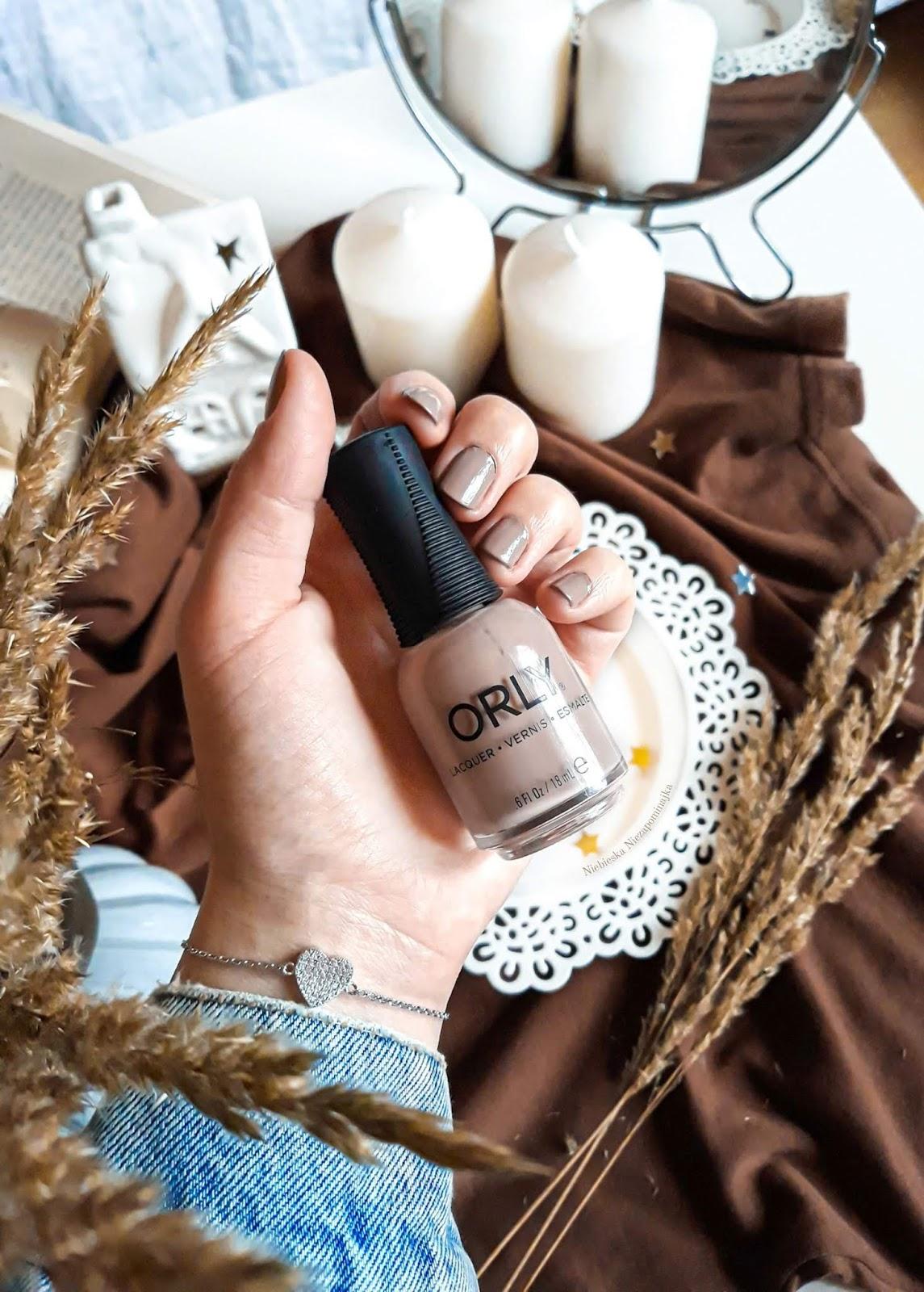 Stylizacja paznokci - Country Club Khaki丨Orly
