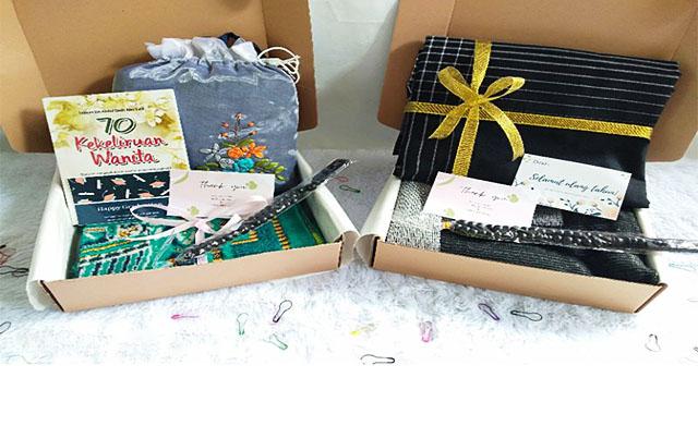 gift box sholat
