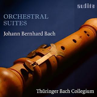 Johann Bernard Bach (1676-1749) - Orchestral Suites
