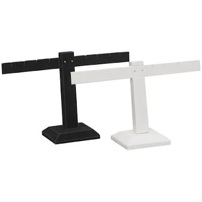 Single-Bar Earring Display Stand from Nile Corp
