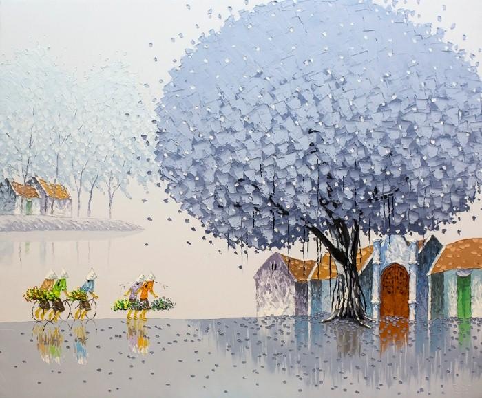 Современные вьетнамские художники. Phan Thu Trang 19