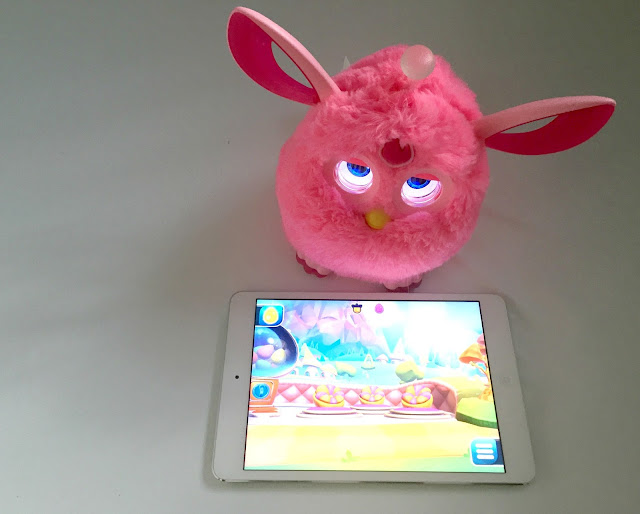 furby connect and app