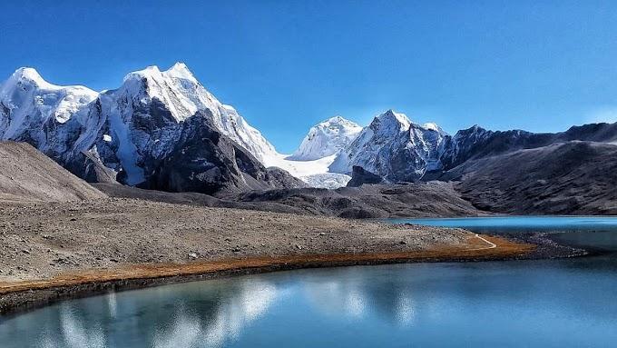 Gurudomber lake Sikkim