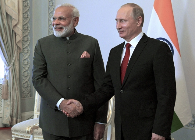 INDIA-RUSSIA JOINT COOPERATION IN HYDROCARBON : Daily Current Affairs: 5th September 2019: The Hindu+PIB