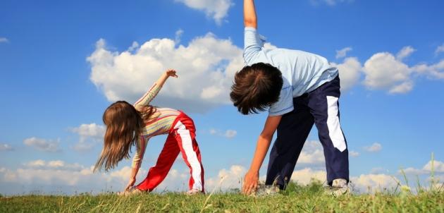 Precauciones actividad física niños