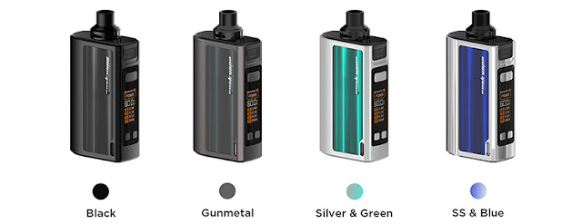 What can we expect from GeekVape Obelisk 60 Kit?