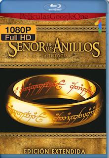 El Señor De Los Anillos Trilogía EXTENDED (2001-2003) [1080p BRrip] [Latino-Inglés] [LaPipiotaHD]
