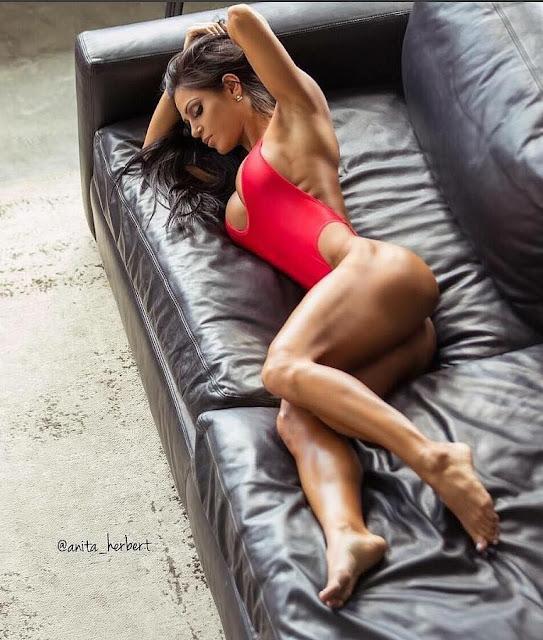 Strong Female Legs