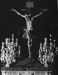 Acompaña al Santísimo Cristo del Desamparo del Cerro de Sevilla en un Vía Crucis para el recuerdo