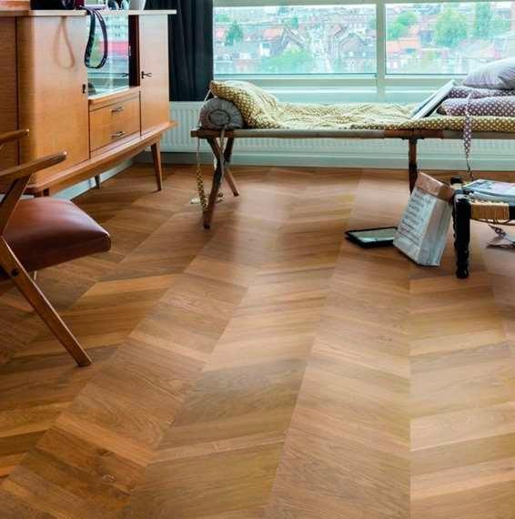 ¿En qué habitaciones van más los pisos de madera?