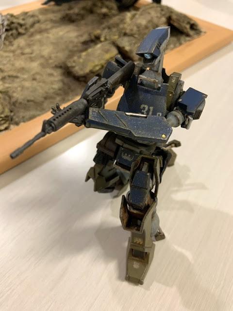 遠隔操縦式人型戦闘ロボット「RIZE」(ライズ)