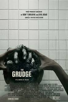 The Grudge Tamil 2020 BDRip