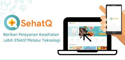 Pelayanan Kesehatan Terbaik Dari SehatQ.com untuk Masyarakat