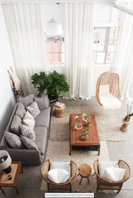 idéias de decoração para apartamento alugado