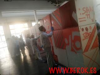 graffiti talleres Barcelona