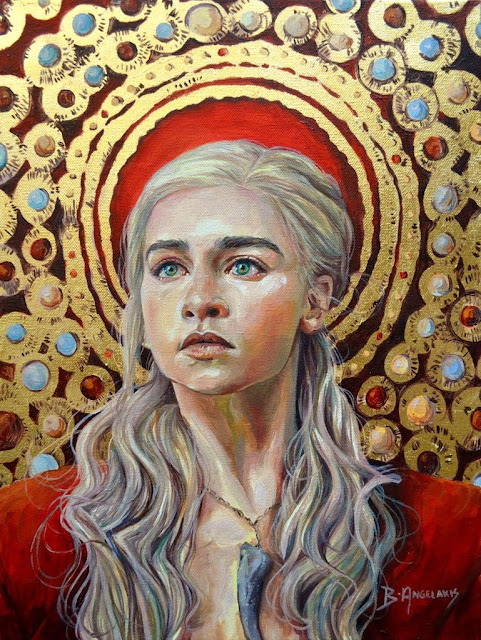 "Brianna Angelakis ""Daenerys Stormborn of House Targaryen"""