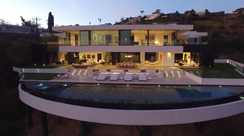 65 Photos vs. Tour 1415 Devlin Dr, Los Angeles, CA Ultra Luxury Mansion Interior Design