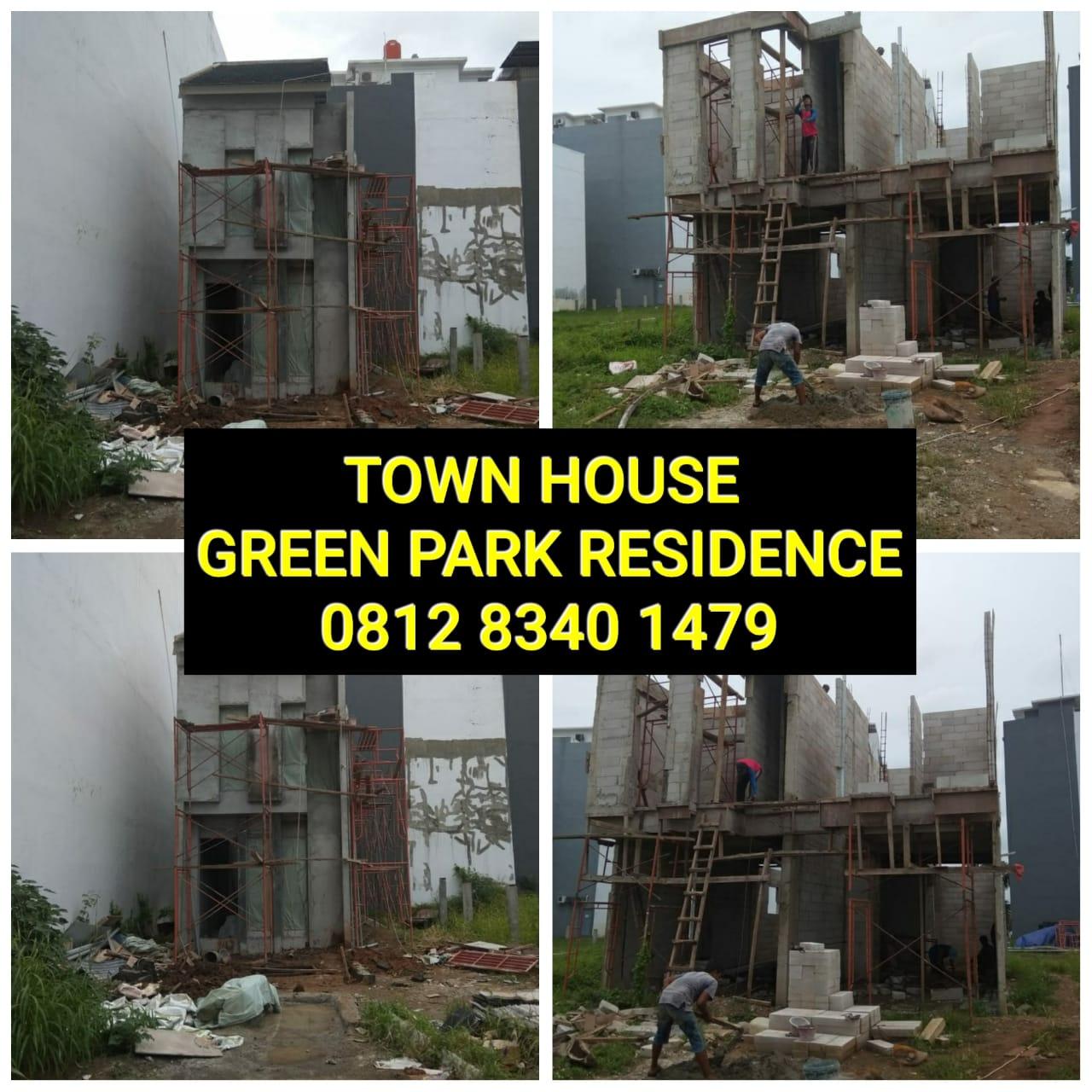 Town House Green Park Residence
