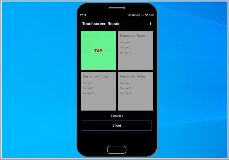Touchscreen Repair : Επιδιορθώστε την καθυστέρηση της αφής στην οθόνη του κινητού σας
