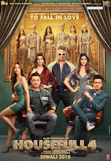 Housefull 4 Full Movie Download 480p , 720p filmywap filmyzilla