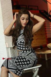 Telugu Actress Angela Krislinzki Latest Pos in Short Dress  0102.JPG