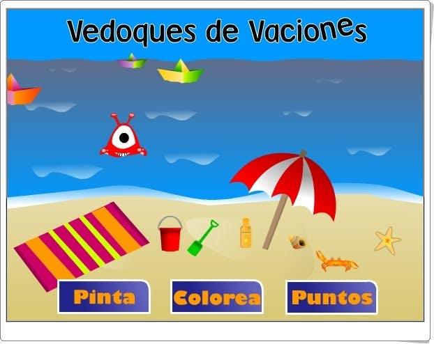 """""""Vedoques de Vacaciones"""" (Juegos de Verano de Infantil)"""