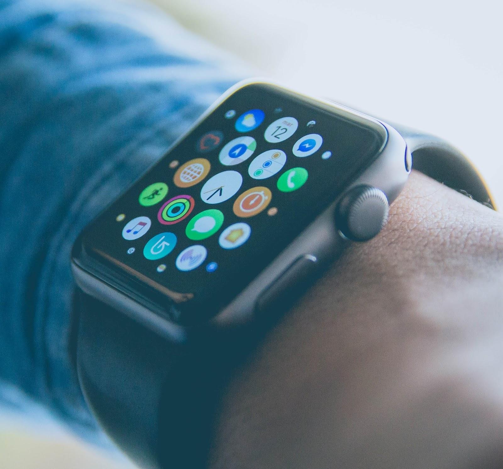 I Phone Wristwatch DP for Stylish Boys