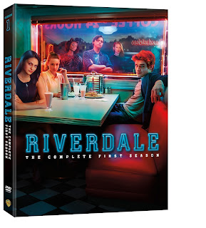 'Riverdale': The Complete First Season available on DVD - August 15