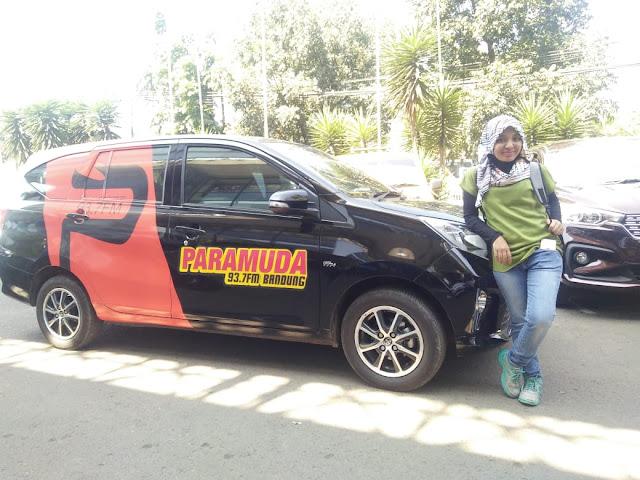 test drive new ertiga berhadiah mobil