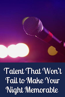 Talent That Won't Fail to Make Your Night Memorable
