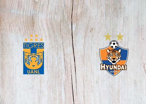 Tigres UANL vs Ulsan -Highlights 04 February 2021