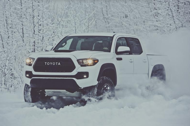 2017 Toyota Tacoma TRD Pro Release Date Price Redesign
