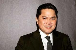 Biografi Erick Thohir Pengusaha Sukses