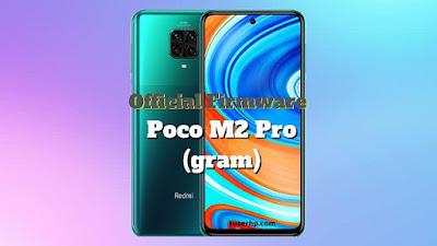 firmware poco m2 pro
