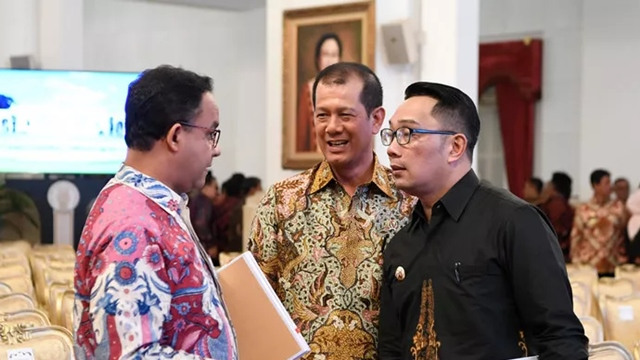 Gubernur Anies Kalahkan Ridwan Kamil dalam Pemilihan Ketum APPSI