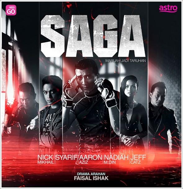 Drama | Saga (Astro Ria)